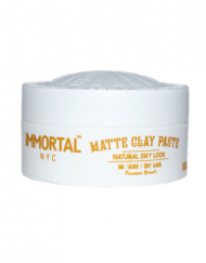 Immortal NYC Matte Clay Paste - Palms Fashion
