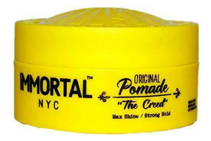 Immortal NYC The Creed Cream Pomade - Palms Fashion Inc.