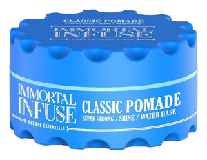 Immortal NYC Infuse Classic Pomade - Blue - Palms Fashion