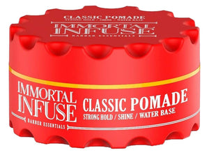 Immortal NYC Infuse Classic Pomade - Red - Palms Fashion