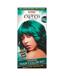 Kiss Express Hair Color Complete set - Palms Fashion