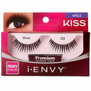 Kiss I Envy Premium Eyelash Diva - Palms Fashion