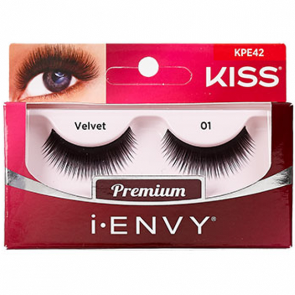 Kiss I Envy Premium Eyelash Velvet - Palms Fashion