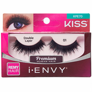 Kiss I Envy Premium Eyelash Double Layer - Palms Fashion