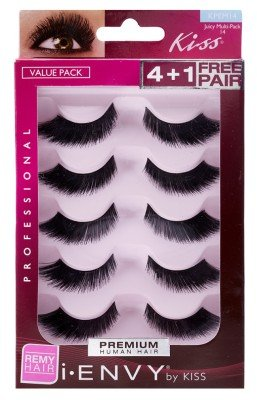 Kiss i Envy 5 in 1 Value Pack #KPEM14 - Palms Fashion Inc.