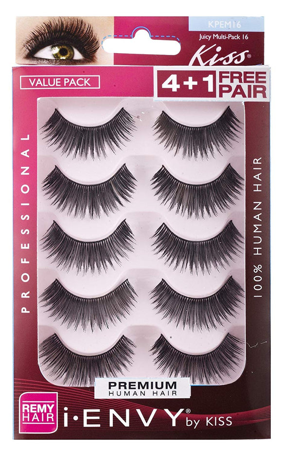 Kiss i Envy 5 in 1 Value Pack #KPEM16 - Palms Fashion