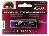 Kiss I-Envy Eyelash Adhesive Jet Black #KPEG01 - Palms Fashion