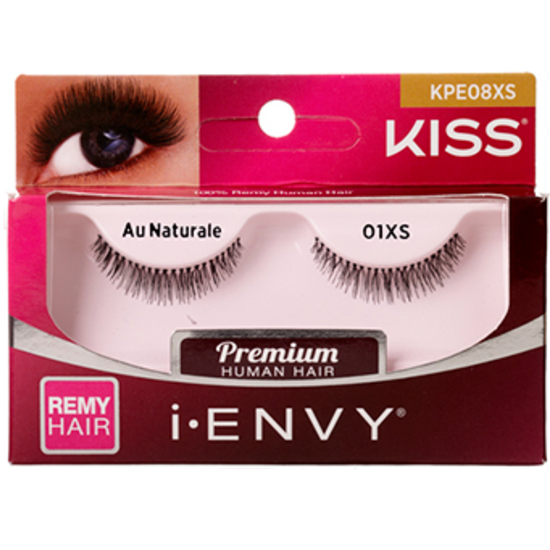 Kiss I Envy Premium Eyelash Au Naturale - Palms Fashion