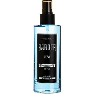 MARMARA EXCLUSIVE BARBER NO.2 EAU DE COLOGNE SPRAY 250 ML - Palms Fashion