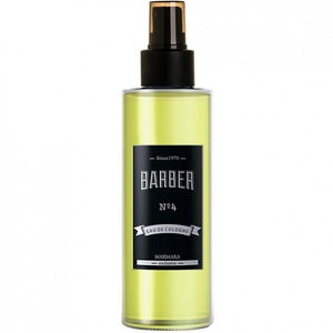 MARMARA EXCLUSIVE BARBER NO.4 EAU DE COLOGNE SPRAY 250 ML - Palms Fashion