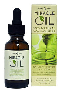 Earthly Body Miracle Oil - 1 OZ - Palms Fashion