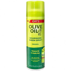 ORS OLIVE OIL NOURISHING SHEEN SPRAY 11.7 OZ - Palms Fashion Inc.