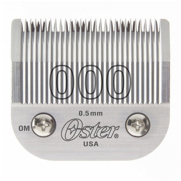 Oster Detachable Clipper Blade Size 000  # 76918-026 - Palms Fashion