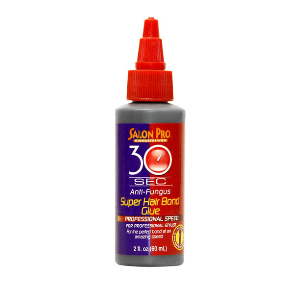 Salon Pro 30 sec Hair Bonding Glue 2 oz - Palms Fashion