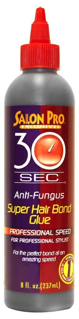Salon Pro 30 Second Bonding Glue 8 oz - Palms Fashion Inc.