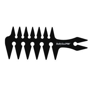 Babyliss Pro Barberology Wide Tooth Styling Comb # BBCKT13 - Palms Fashion
