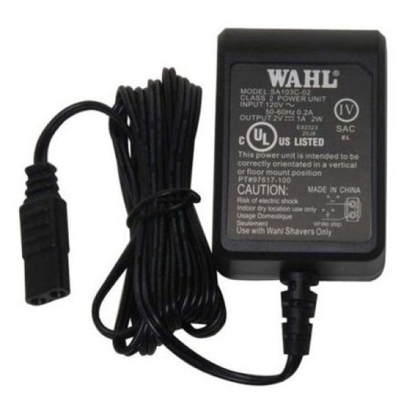 WAHL 5 STAR SHAVER REPLACEMENT CORD ADAPTER # 97617-100 - Palms Fashion Inc.