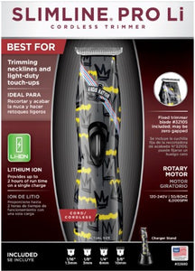 Andis Slimline Pro Li T-Blade Cordless Nation Trimmer # 32680