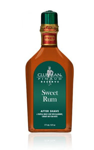 Clubman Reserve - Sweet Rum After Shave Lotion, 6 oz - Palms Fashion Inc.