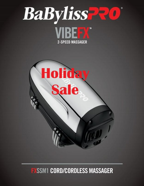 BaByliss VibeFX Cordless Massager # FXSSM1 - Palms Fashion Inc.