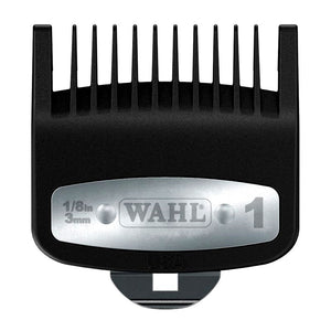 "Wahl Premium Cutting Guide with Metal Clip # 1- 1/8"" (3mm) #3354-1300 - Palms Fashion"