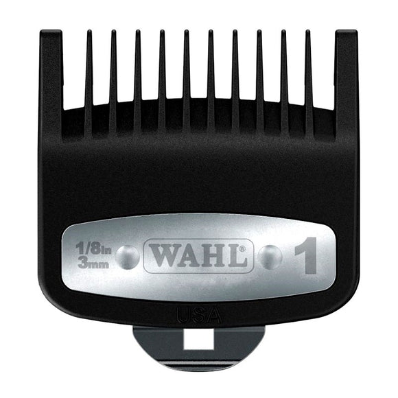 Wahl Premium Cutting Guide with Metal Clip # 1- 1/8