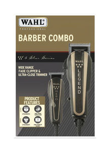 Wahl 5 Star Barber Combo #8180 - Palms Fashion Inc.