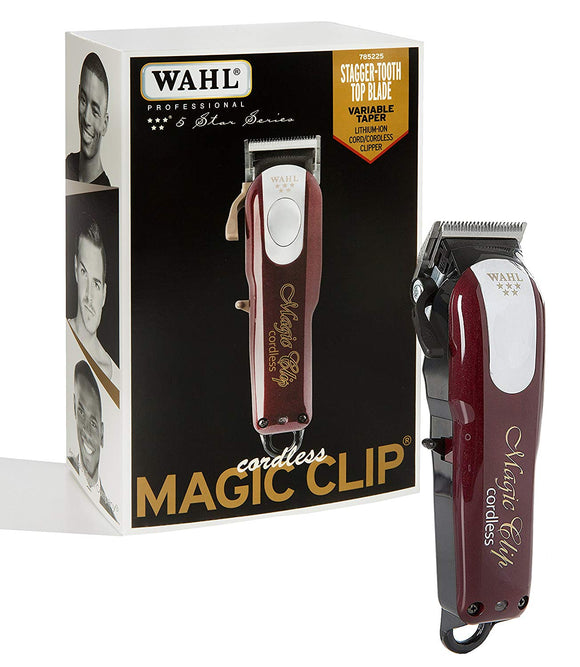 Wahl 5-Star Magic Clip Cordless #8148 - Palms Fashion