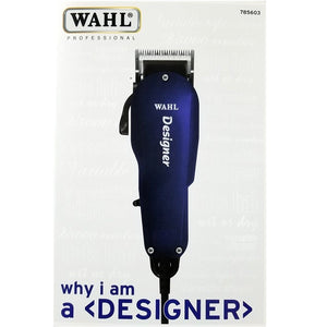 Wahl Designer Metallic Blue Limited Edition Clipper #8355-350 - Palms Fashion