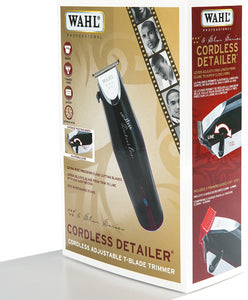 Wahl Cordless Detailer Trimmer #8163 - Palms Fashion Inc.