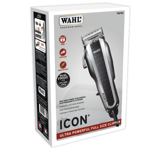 Wahl Icon Clipper #8490-900 - Palms Fashion Inc.