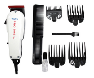 Wahl Professional Pro Basic Hair Clipper Set #8255 - Palms Fashion Inc.