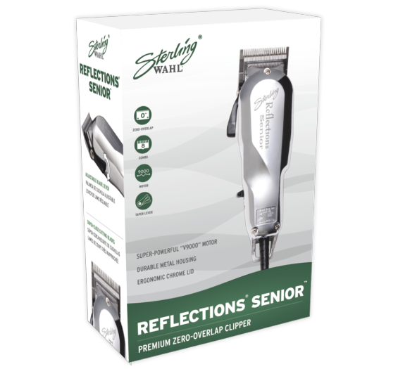 Wahl Sterling Reflections Senior Clipper #8501 - Palms Fashion