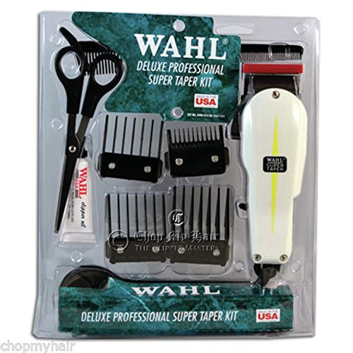 Wahl Professional Super Taper Hair Kit #08467-010 - 220 voltage - Palms Fashion