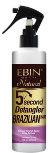 EBIN 5 Second Brazilian Detangler 8.5OZ - Palms Fashion