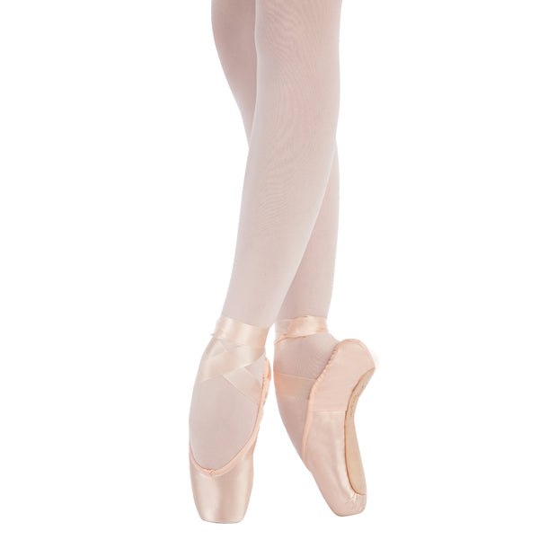 Capezio Ultra Soft Footed Dance Tights - Pink, Suntan or Light Suntan - 1815