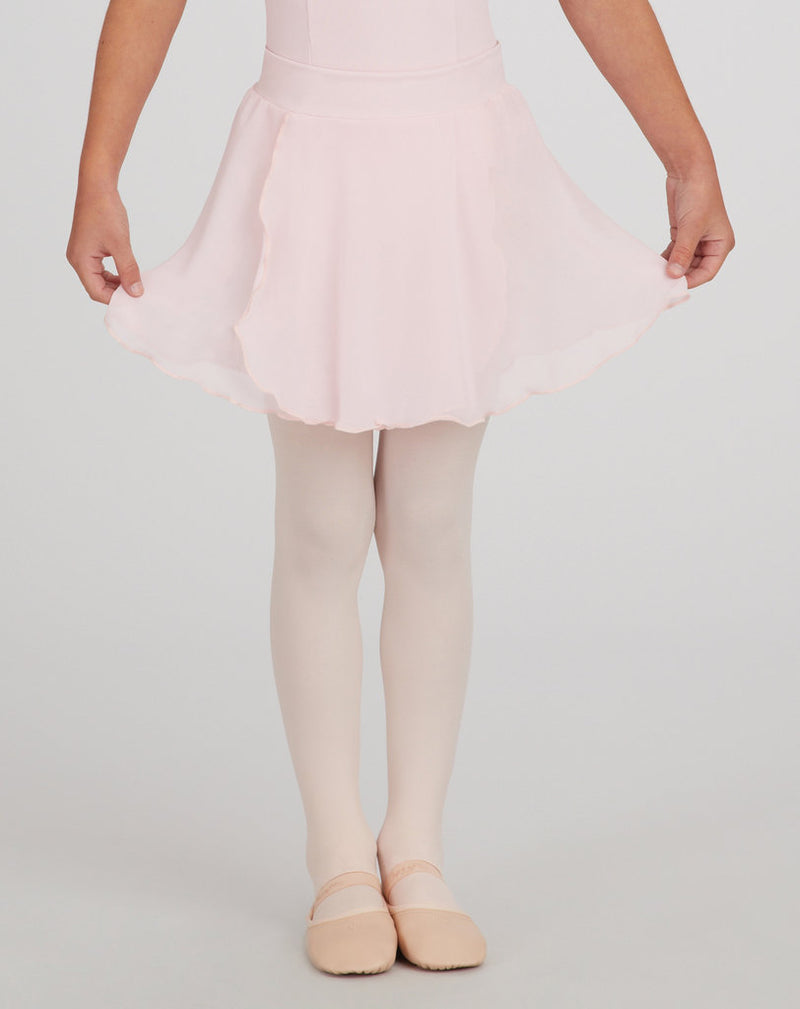 ISTD approved Chiffon Circular Ballet Skirt - Sky Blue or Plum