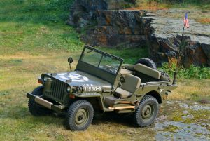 Willy's Jeeps - A Tribute to Patriotism