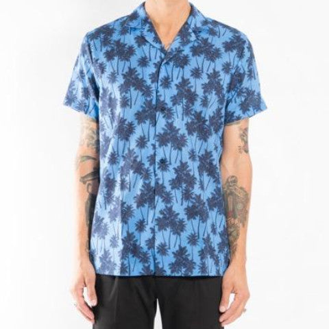 Blue Dude Shirt