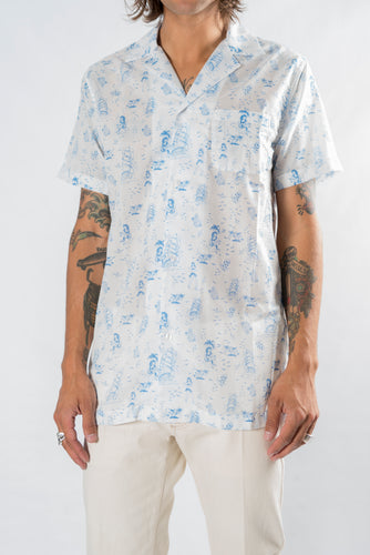 White Dude Shirt