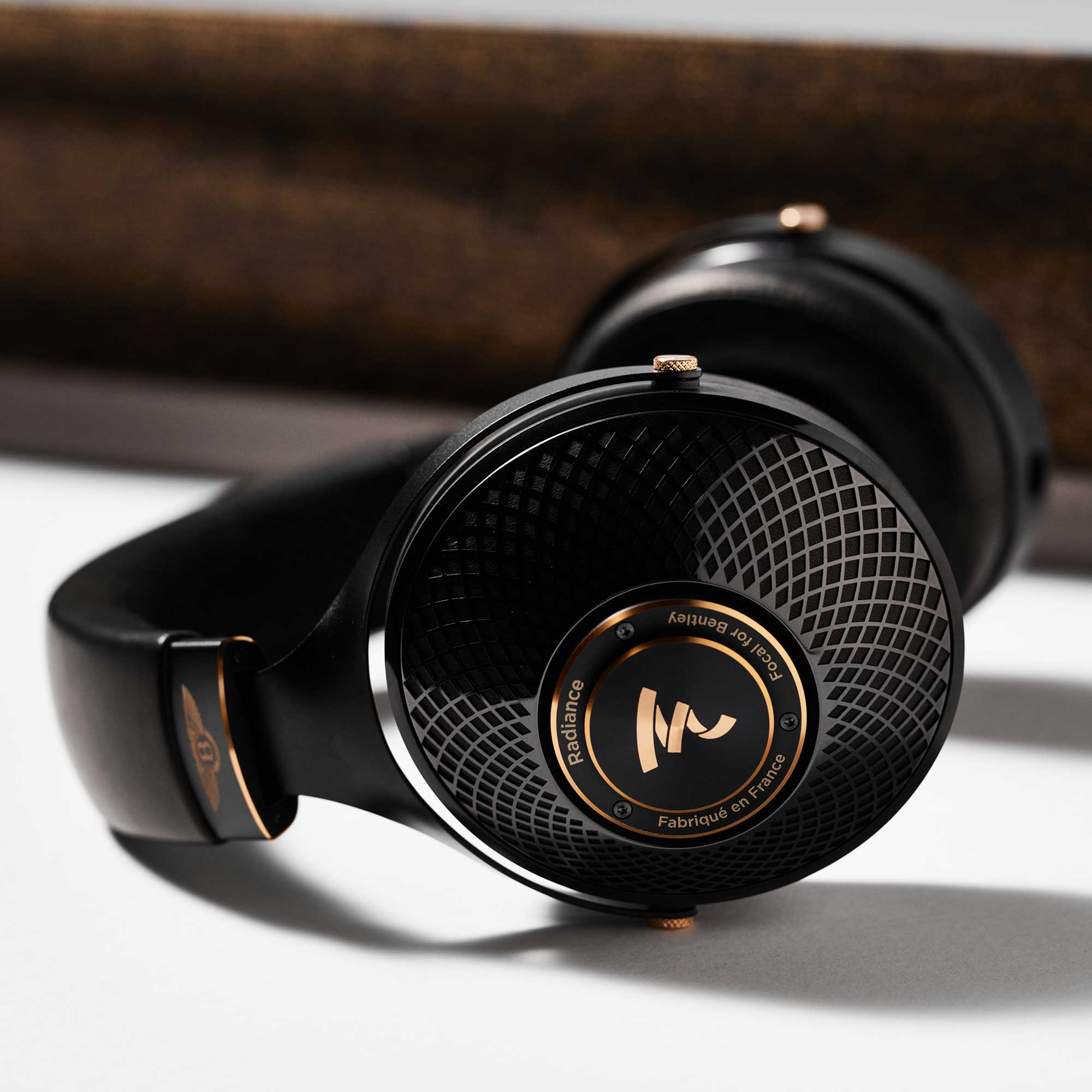 Focal Radiance x Bentley Motors Headphone