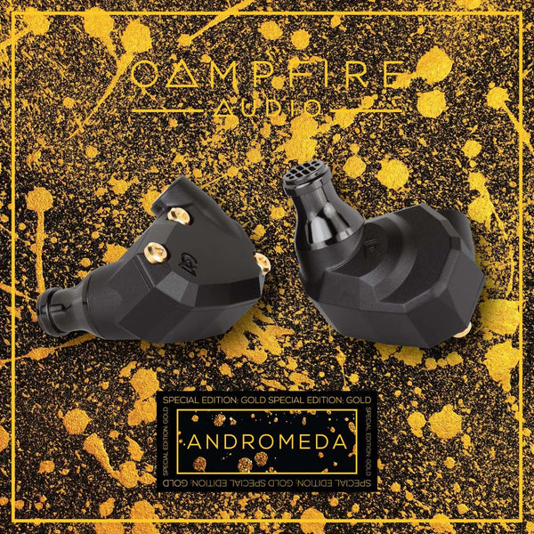 Campfire Audio Andromeda Gold Box