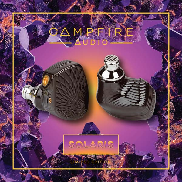 Campfire Audio Solaris Limited Edition Packaging