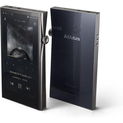 Front and Back of Astell&Kern SE100