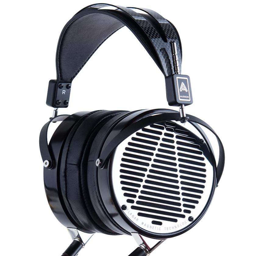 Audeze LCD-4 Ebony Open-Back Planar Magnetic Headphones