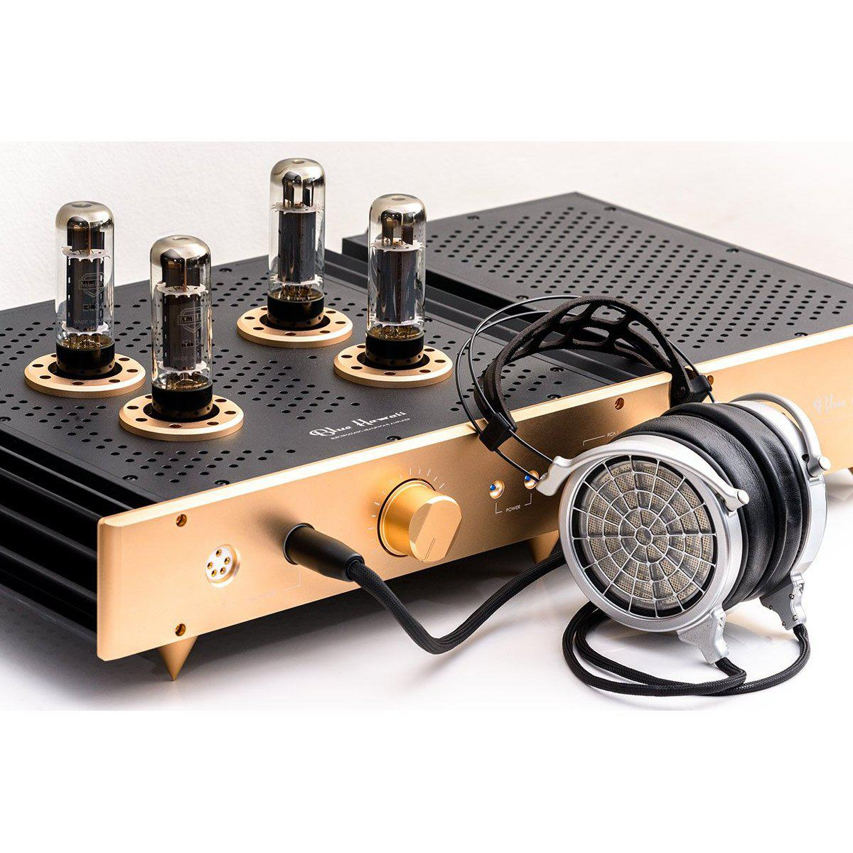 HeadAmp Blue Hawaii SE with Dan Clark Audio VOCE Electrostatic Headphone System
