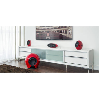 Edifier E255 Bluetooth Surround Sound 5.1 Speaker System with Wireless Subwoofer