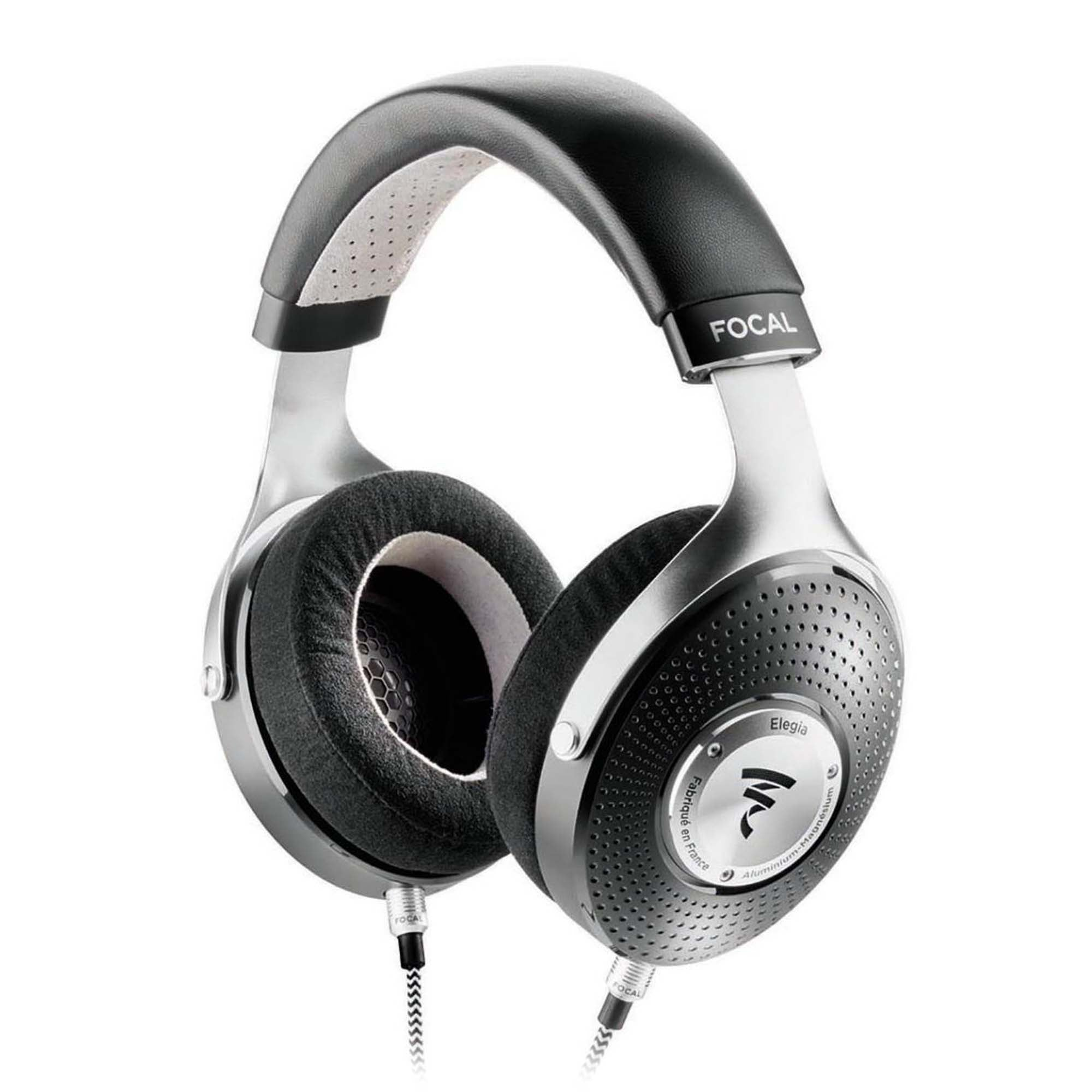 Focal Elegia Closed-Back Dynamic Headphones