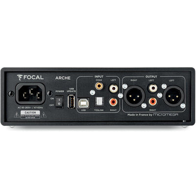 Focal Arche Headphone Amplifier / DAC