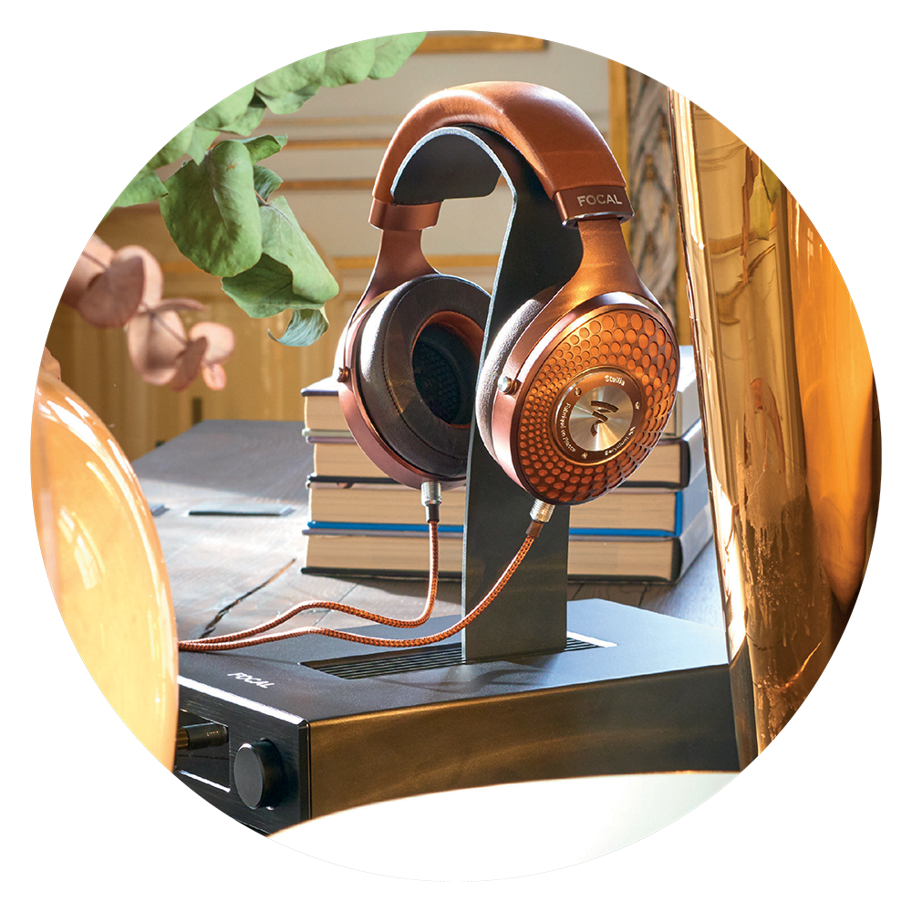 Focal Stellia Headphones with Arche Amp/DAC